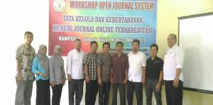 Read more about the article Workshop OJS